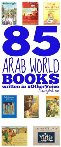 As an Arab story teller at my local library, I get asked for Arabic or Arab world books to read to children in #OwnVoice and sadly, there are very few.