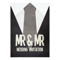 Shop Retro Mr & Mr Suit & Tie Gay RSVP Postcard created by Paperpaperpaper. Retro Wedding Invitations, Wedding Invitation Size, Invites, Wedding Ties, Wedding Rsvp, Wedding 2017, Wedding Cards, Dream Wedding, Save My Marriage