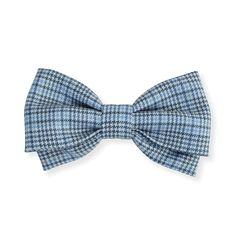 Gravata Borboleta Infantil Príncipe de Gales – Dois Maridos – Gravatas Borboletas, Suspensórios e informações de moda.