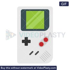GIF icon animation of a Gameboy with Tetris on it Loop Gif, Game Tag, Gifs, Animation, Animation Movies, Anime, Animated Cartoons, Motion Design