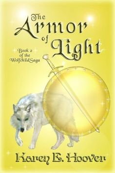 The Armor of Light by Karen E. Hoover -- Intriguing tale of magic, romance and suspense all wrapped up in dragons, wizards and a crumbling world. A masterpiece by Hoover that is a must read for everyone. Read more at http://usdailyreview.com/armor-of-light-by-karen-e-hoover