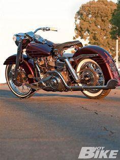 1981 Harley Davidson Flh Shovelhead   Beautiful....