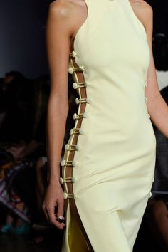Cushnie et Ochs S/S 2016 - Often Imitated, Never Duplicated.