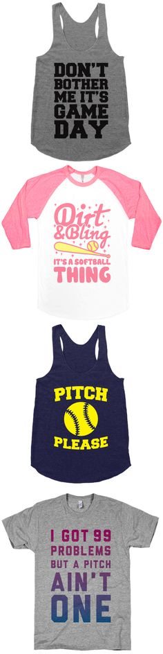 If Softball was easy, they'd call it Baseball.