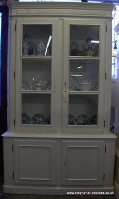 Laura Ashley Provencale Kitchen Dresser Display Cabinet | eBay