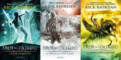la biblioteca del libraio: Trame e opinioni: Serie completa Gli eroi dell'Oli...