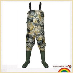 622e908a4f152 Camo hunting chest waders Hunting Waders, Hunting Boots, Weather  Conditions, Pvc Coat,