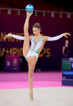 Aleksandra Soldatova  2017 European Championships
