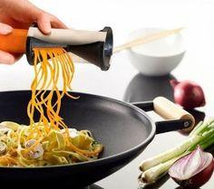 Spiral Vegetable Slicer ...looks grate!