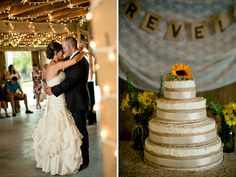 Stephanie & Ryan's Wedding - Photo Credit: Mandy Leonards Photography