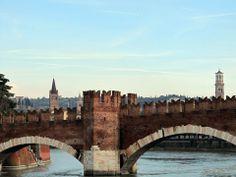 #Castelvecchio, #Verona