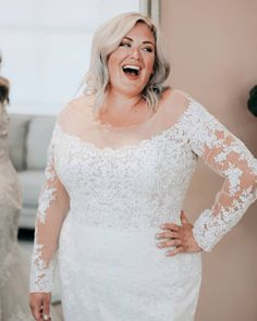Long sleeve lace wedding dresses #MaggieSottero #wedding #weddingdress #weddinginspo #weddinginspiration #longsleeveweddingdress #laceweddingdress #sleeveweddingdress Maggie Sottero Wedding Dresses, Wedding Gowns With Sleeves, Dresses With Sleeves, Sheath Dresses, Wedding Dress Trends, Gorgeous Wedding Dress, Lace Wedding, Bridal Gown Styles, Bridal Gowns