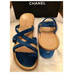 4dbb7685350 21 Best Chanel Jelly Sandals images