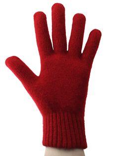 Possumdown Brushtail Merino Wool Gloves - Sweater Chalet