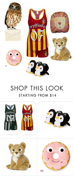 """Sweet Dreams From Gryffindor!"" by kbelle28 ❤ liked on Polyvore"