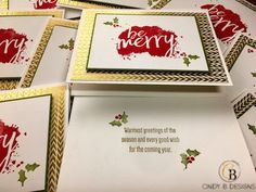 Hello there! Today I have my first 10 in 20 video for you and the Paper Craft Crew using the new Every Good Wish stamp set by Stampin' Up! These cards were very easy and fun to make. They would