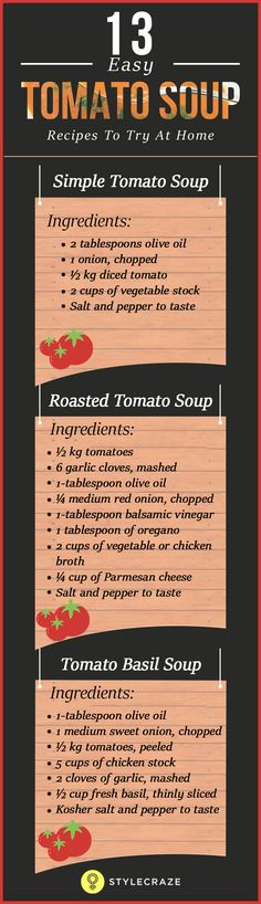 There is nothing more comforting than a bowl of hot tomato soup on a chilly winter evening. It is the perfect choice when you want to eat something healthy and tasty without spending too long in the kitchen. The warm, bright tomato soup pairs best with grilled sandwiches.