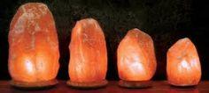 La  Tienda Esotérica de Luna Vila: LAMPARAS DE SAL DEL HIMALAYA