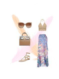 """Summer 2016"" by junkiastros on Polyvore featuring moda, Valentino, Etro, STELLA McCARTNEY e Giancarlo Petriglia"