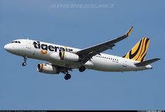 Airbus A320-232 - Tiger Airways | Aviation Photo #4157489 | Airliners.net MSN: 5496