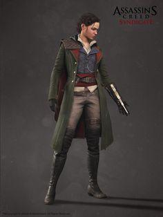 #AssassinsCreedSyndicate #PC #PlayStation4 #XboxOne #AssassinsCreed #EvieFyre Para más información sobre #Videojuegos, Suscríbete a nuestra página web: http://legiondejugadores.com/ y síguenos en Twitter https://twitter.com/LegionJugadores