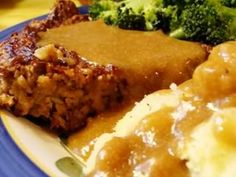 Bryanna's EASY ONION MEATLESS LOAF