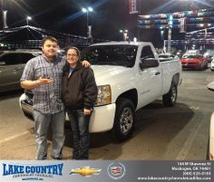 Happy Birthday to Frank Bird from Katie Butler and everyone at Lake Country Chevrolet Cadillac! #BDay