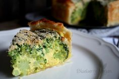 Herzhafte Broccoli-Torte