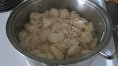 Quick and Easy Chicken and Dumplings - classic southern dinner | SouthernKissed.com
