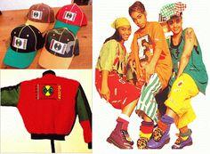 cross colours clothing | Defining an Era or Error: CC Jeans & L.A. Gear
