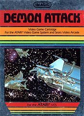 Demon Attack - ATARI 2600 i have this game in box.