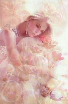 This is so dreamy Double Exposure Photography, Art Photography, Image Pinterest, Double Exposition, Multiple Exposure, Art Model, Pink Love, Photo Manipulation, Belle Photo