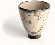 Michelle Freemantle, Japanese inspired beaker.