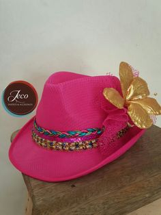 Sombrero carnavalero www.accesoriosjeco.com