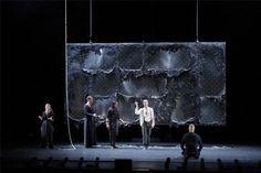 "Des Héros Wajdi mouawad ""Oedipe"" Theatre, Concert, Design, Theatres, Concerts, Theater"