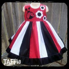 Ladybug Twirl Dress at the Shopping Mall, $14.70
