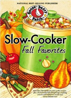 e-Cookbook Sale: Gooseberry Patch Slow Cooker Fall Favorites! {$1.99}