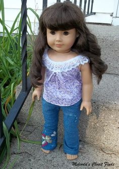 American Girl Doll Clothes 18 inch Doll by MelindasClosetFinds