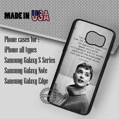 Samsung S7 Case - Quotes Vanity Fair- iPhone Case #SamsungS7Case #adh #yn