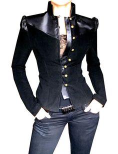 OTILIA jacket by lauragalic on Etsy