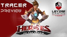 Heroes of the Storm (HotS News) - Tracer Abilities & LvL 10 Talents (Sli. Heroes Of The Storm, Overwatch, Gaming, News, Hot, Movie Posters, Videogames, Film Poster, Game