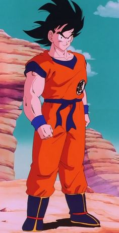 """Even a low class can surpass an elite, with enough hard work..."" #SonGokuKakarot"