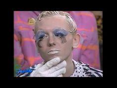 Michael Alig NYC Club Kids on Gerlado April 17, 1990 - YouTube