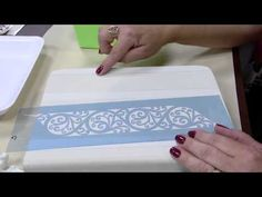 Mulher.com - Pintura Vintage - Cleo Squarizi - YouTube