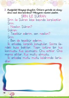 1. Sınıf Konu Anlatım EV ÇALIŞMALARI Learning Arabic, Language, Classroom, Books, Class Room, Libros, Book, Languages, Book Illustrations
