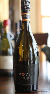 Prosecco! I dare you to just drink one glass...  Vovetti Prosecco - A Popular Italian Sparkler.  $13, http://www.reversewinesnob.com/2012/12/vovetti-prosecco-popular-italian-sparkler.html