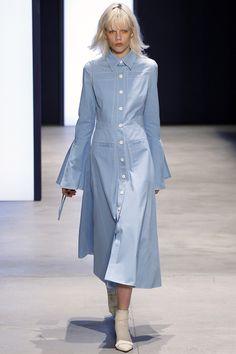 Derek Lam Spring 2016 Ready-to-Wear Fashion Show - Marjan Jonkman