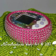 Hey, I found this really awesome Etsy listing at https://www.etsy.com/uk/listing/519840072/tamagotchi-mx-mix-4u-idl-ps-case-crochet
