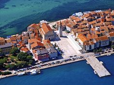 Ancient castles and churches, towers and striking details - it's all the part of fascinating Mediterranean town in Istria - Umag! With the freshness of the sea and beautiful view of the unique nature, Umag makes a perfect vacation.