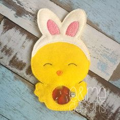 Candy Pouch – Easter Chick